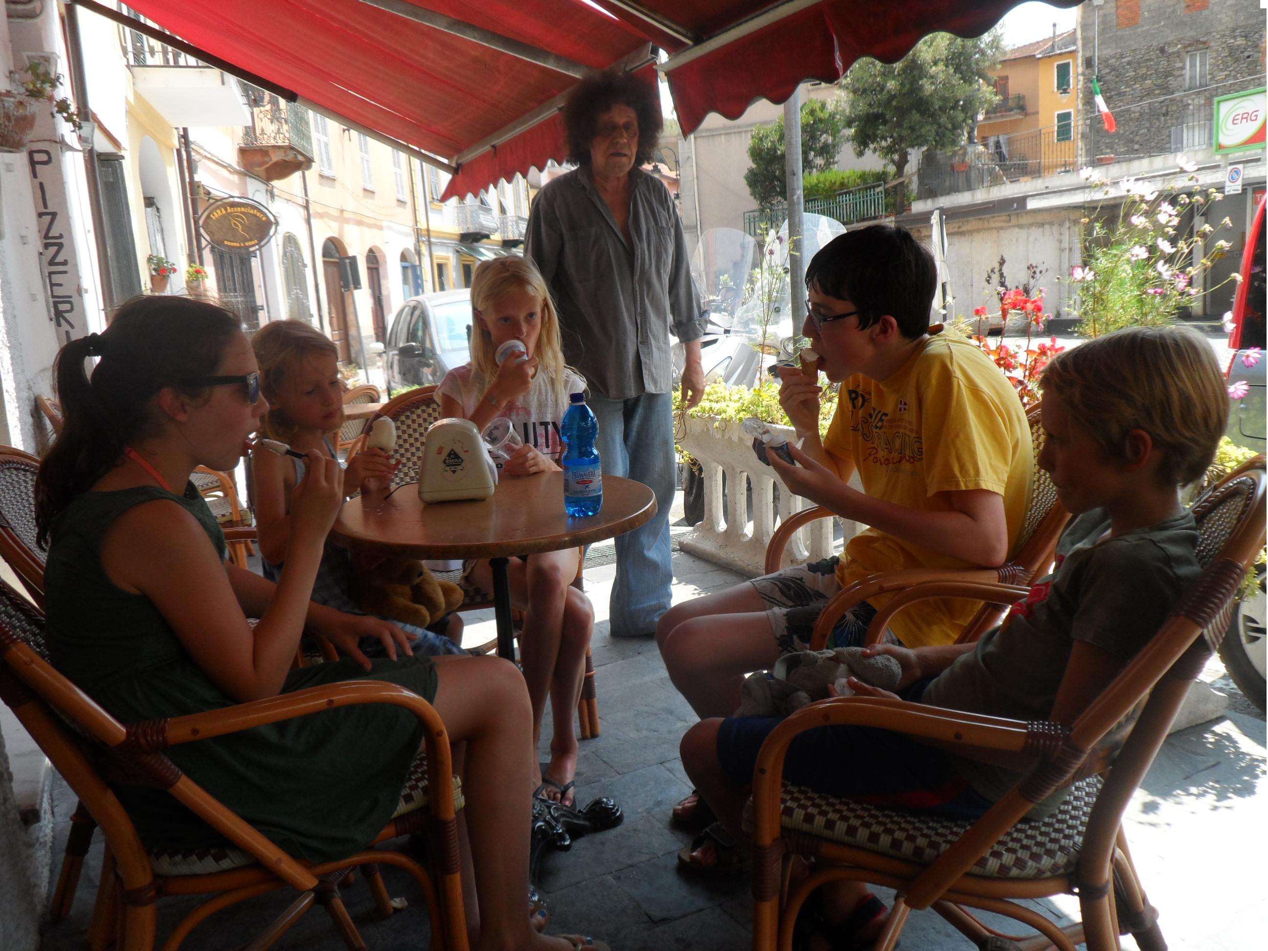 Kleinschalige 1-ouder vakantie in Italië
